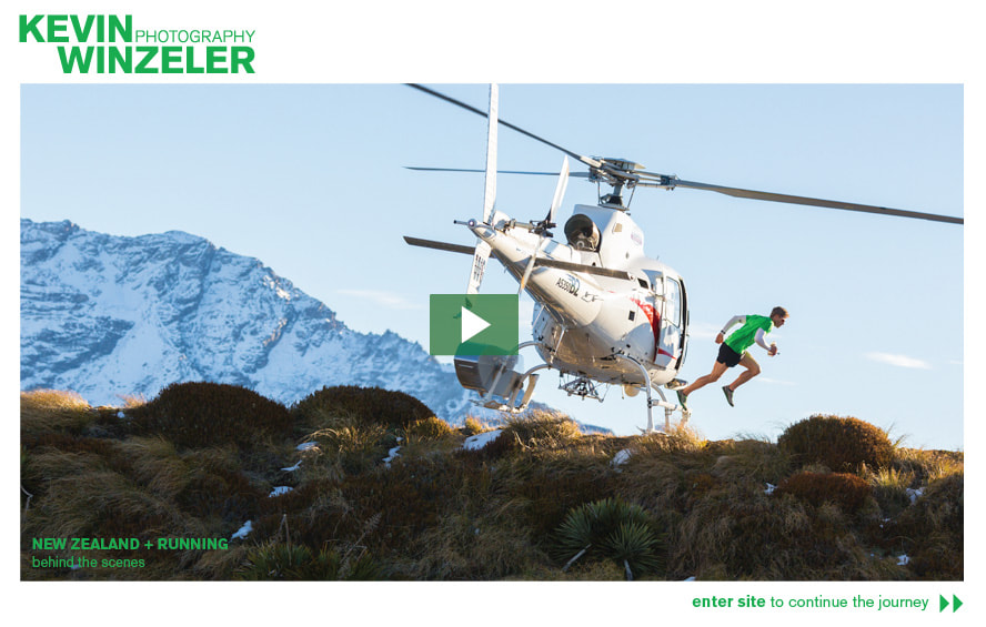 Photograph Running Photo Shoot - Behind the Scenes.  New Zealand by KevinWinzeler.com  ~ sports, lifestyle on 500px