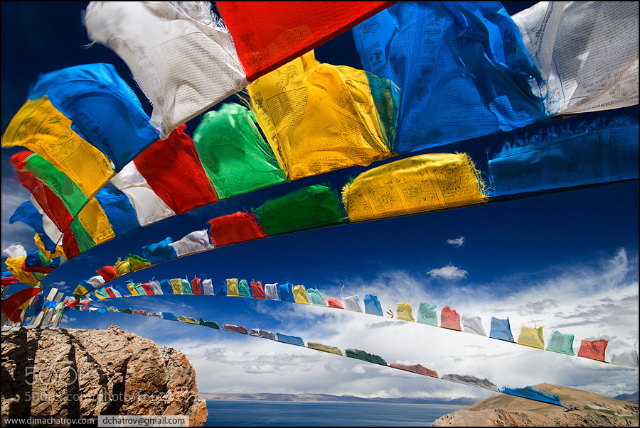 Photograph Greetings from Tibet!.. by Dima Chatrov on 500px