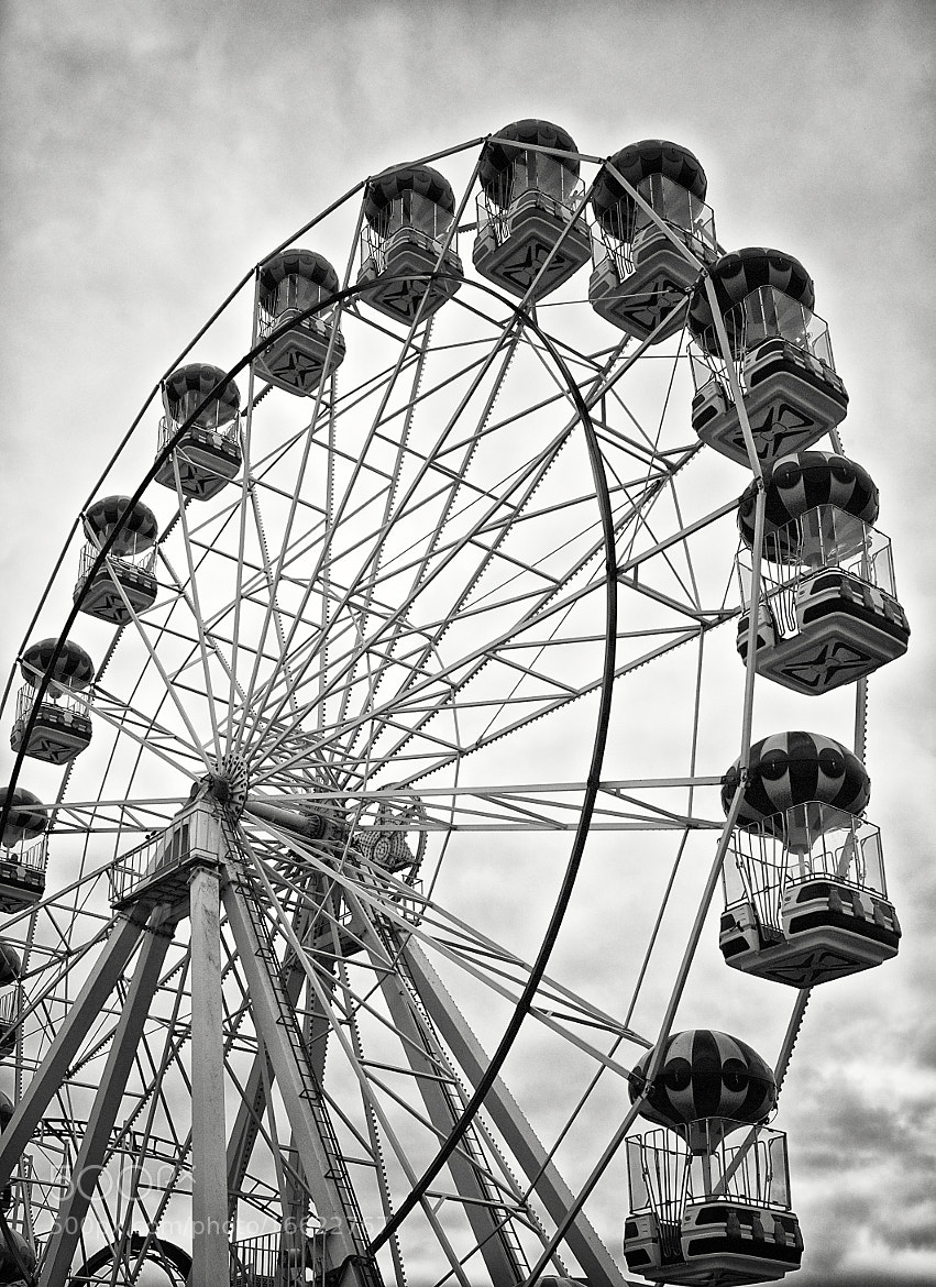 Photograph Ferris wheel aberdeen by frederic vasquez on 500px