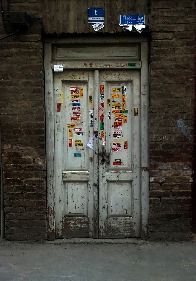 Photograph door  by reza tla on 500px