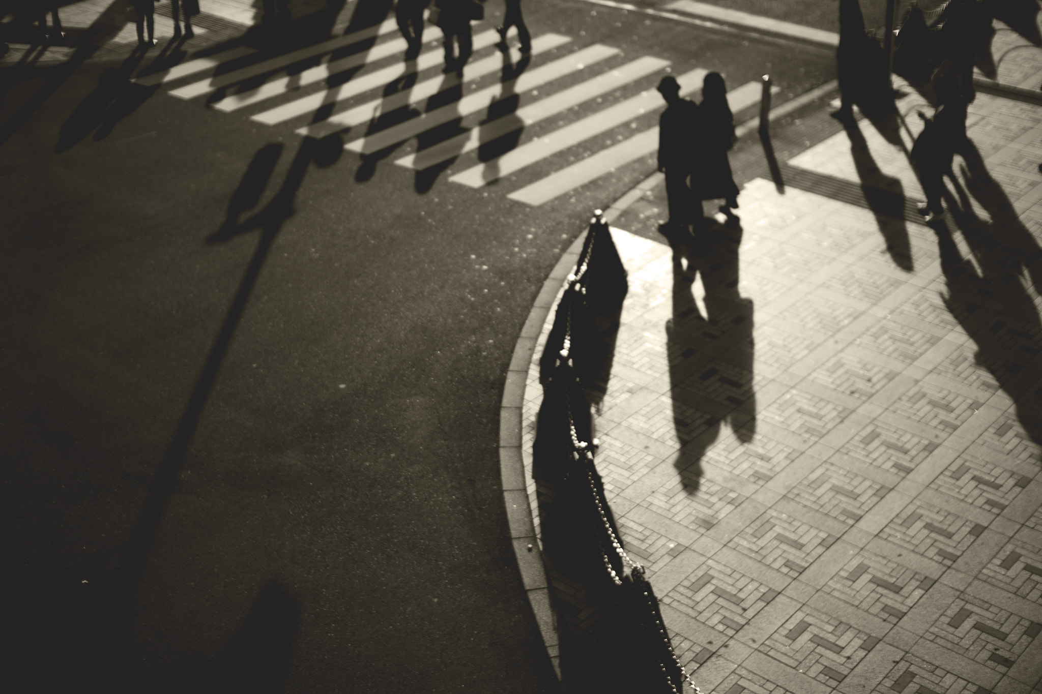 Photograph street and shadows by Mark Esguerra on 500px