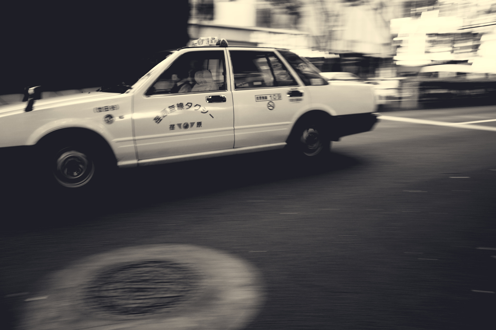 Photograph Taxi by Mark Esguerra on 500px