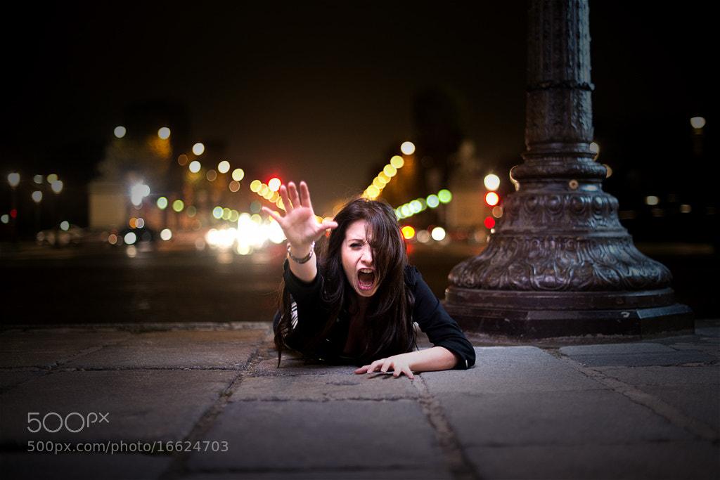 Photograph Peur dans la nuit.. by Strobi strobi on 500px