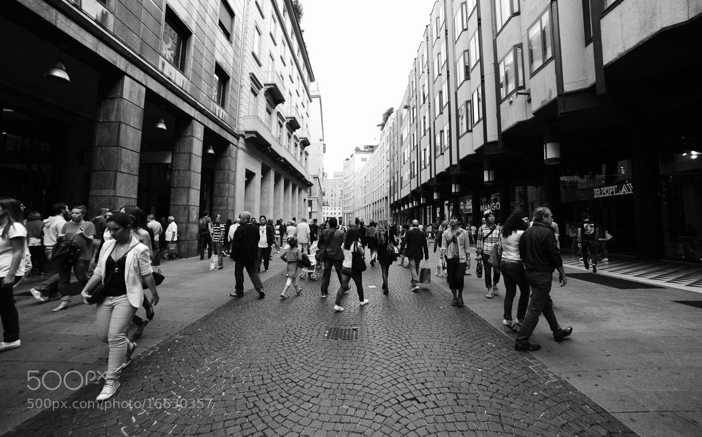 Photograph Corso Vittorio Emanuele by Federica Provini Fotografie on 500px