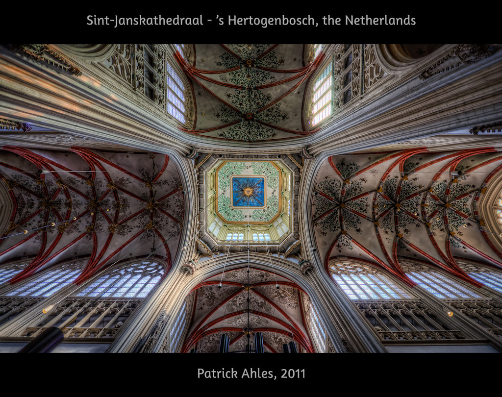 Photograph Sint-Janskathedraal by Patrick Ahles on 500px