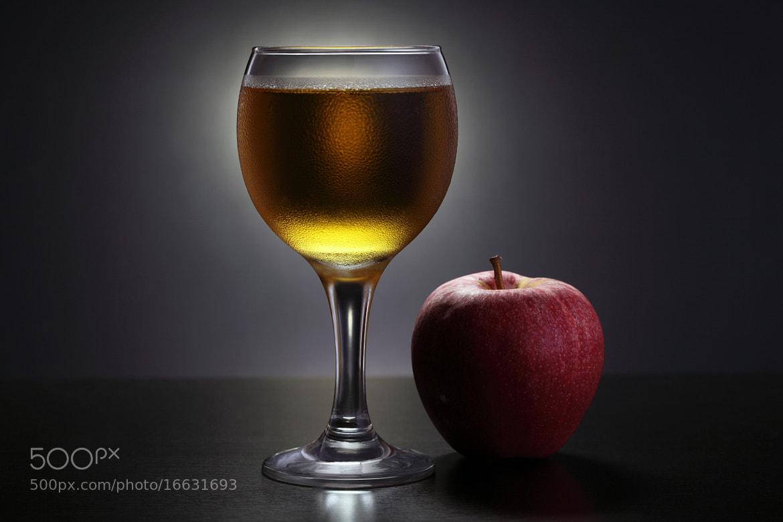 Photograph Apple Juice by shyjith kannur on 500px