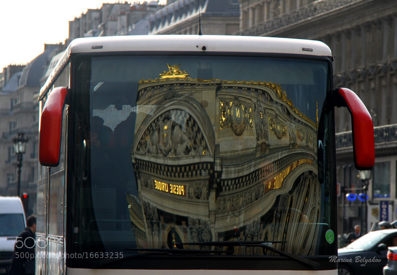 Photograph Paris by Marina Belyakov on 500px