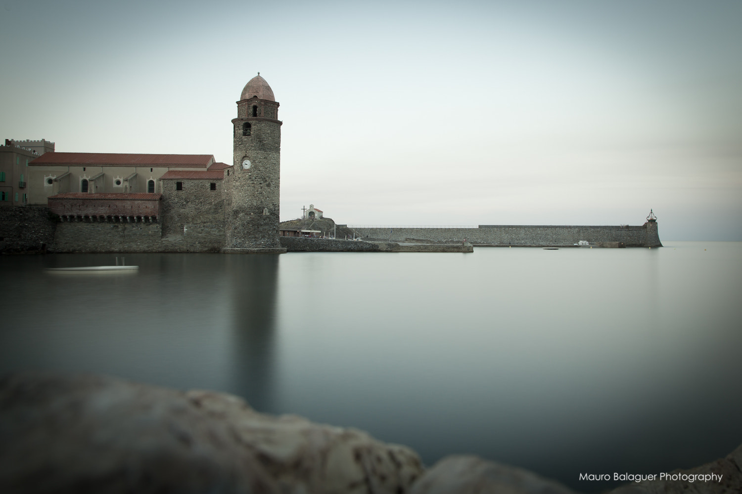 Photograph Colliure by Mauro Balaguer on 500px