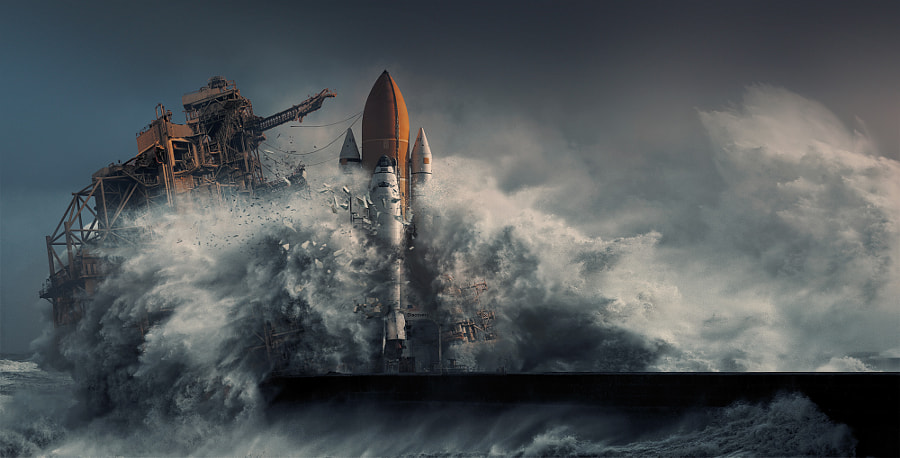 Canaveral Doom by Karezoid Michal Karcz on 500px.com