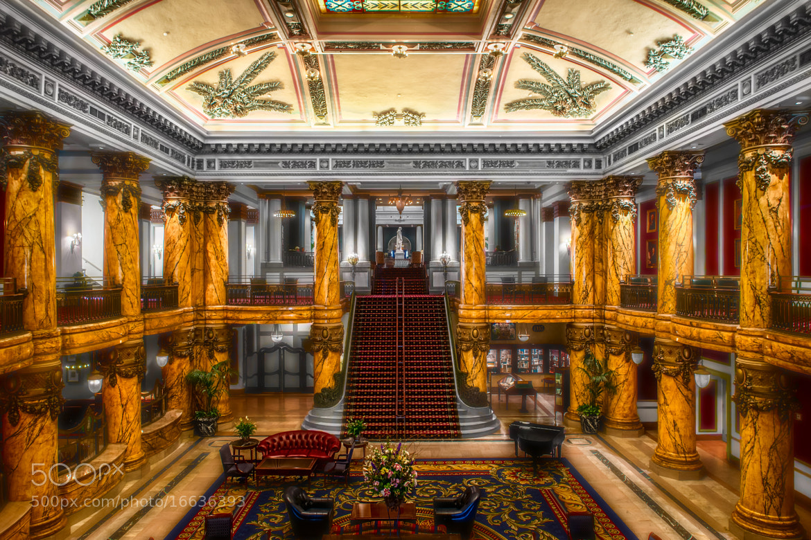Photograph a Grand Staircase by Monico Havier on 500px