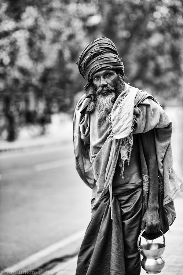Photograph Sadhu by Fabien Bardelli on 500px
