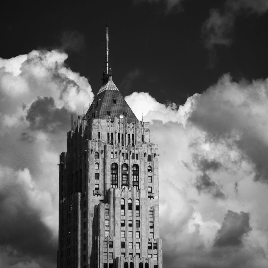 Photograph Fisher Building II by Jon DeBoer on 500px