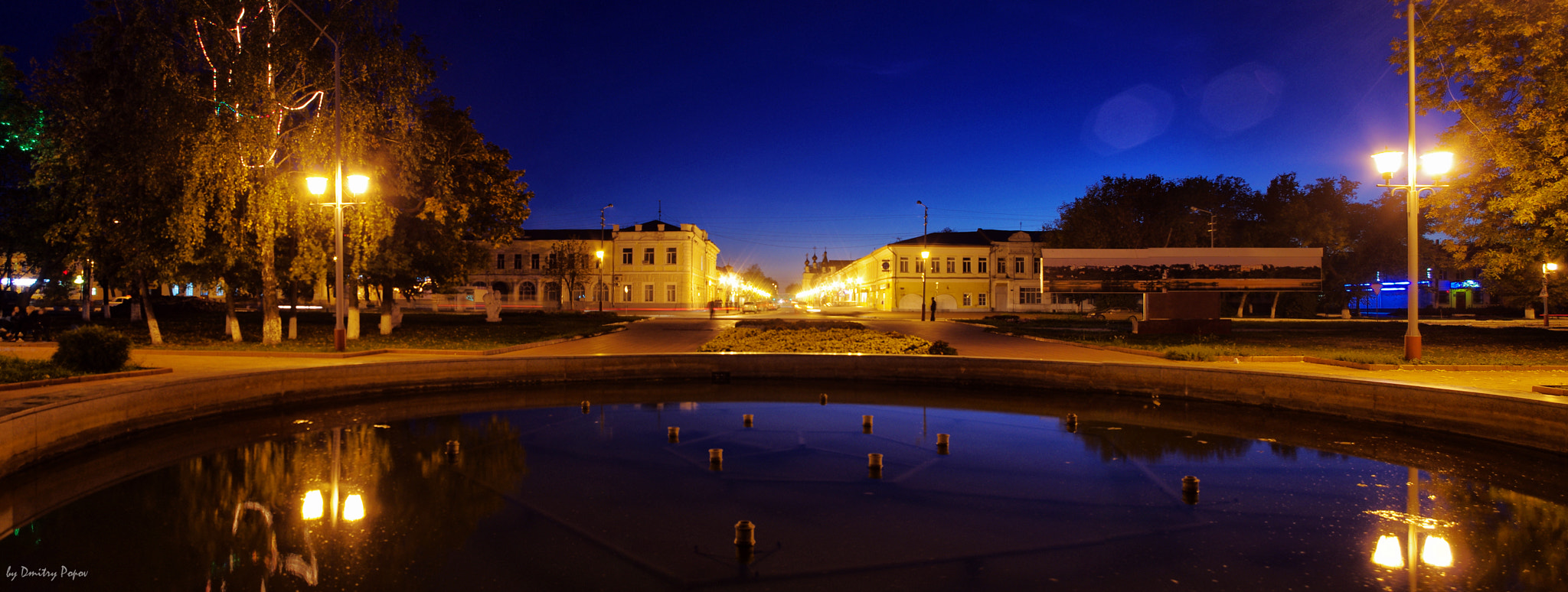 Photograph Evening Square by Dmitry Popov on 500px
