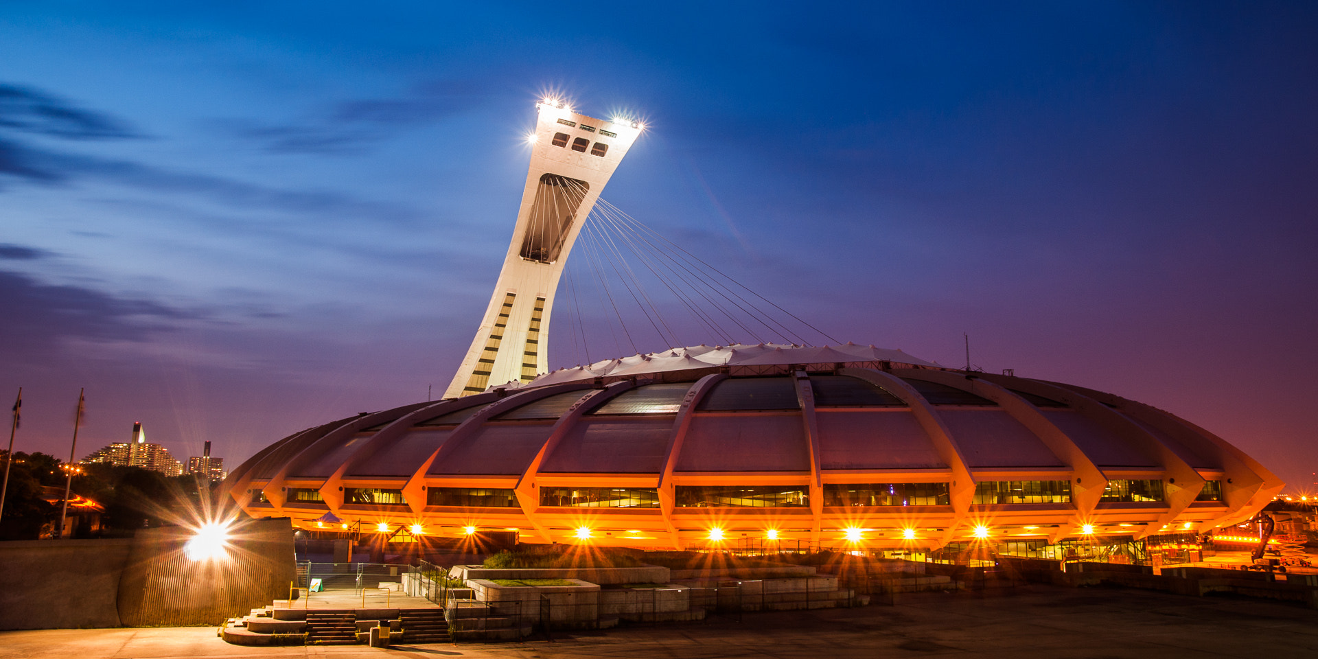 Photograph Stade Olympique by Vaidas Mišeikis on 500px