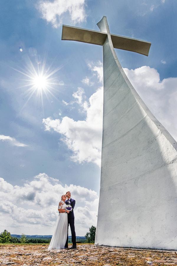 vestuvių akimirka ;)