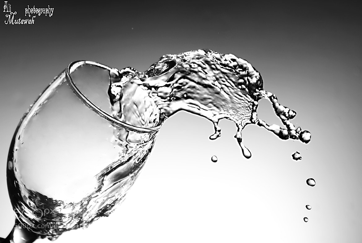 Photograph splash by Ali Mutawah on 500px