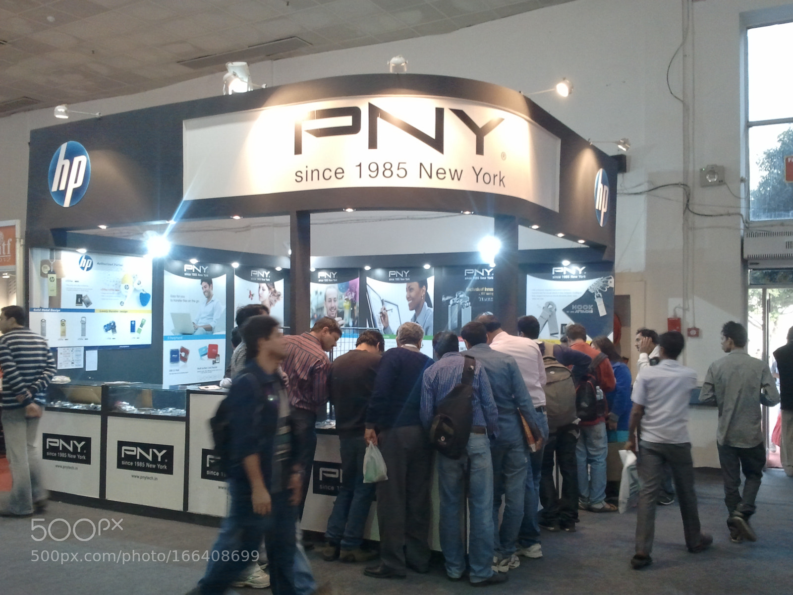 Exhibition Stand Design for