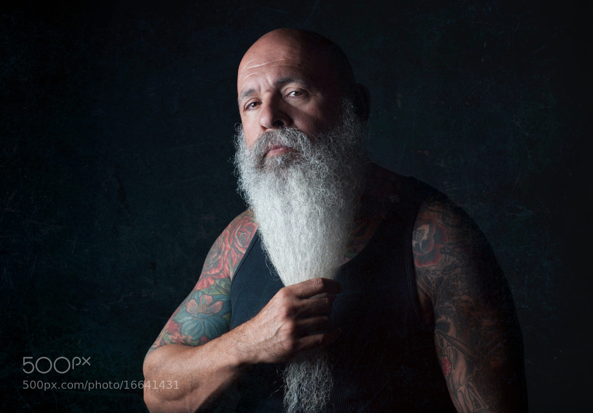 Photograph The Bearded Man by Jamie  Rodriguez on 500px