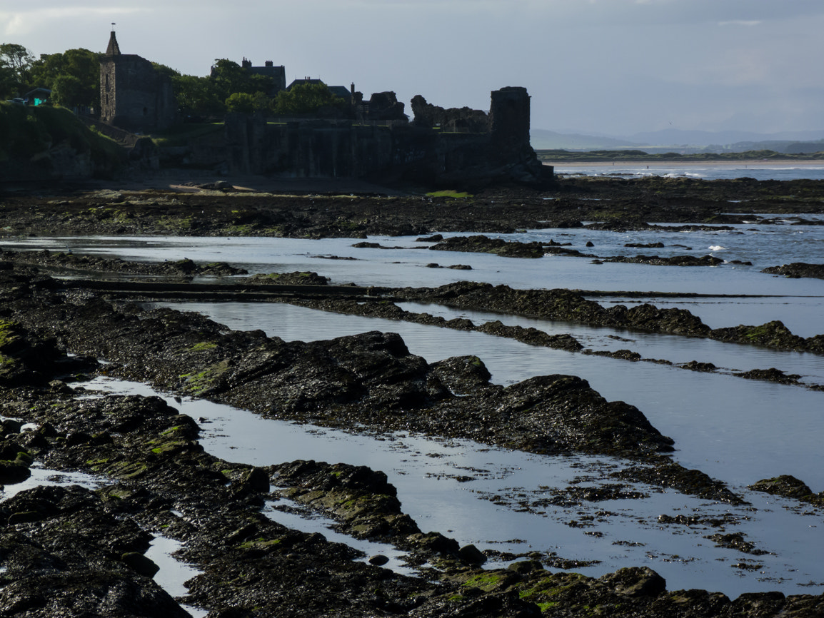 Photograph St. Andrews castle by Adam Z on 500px