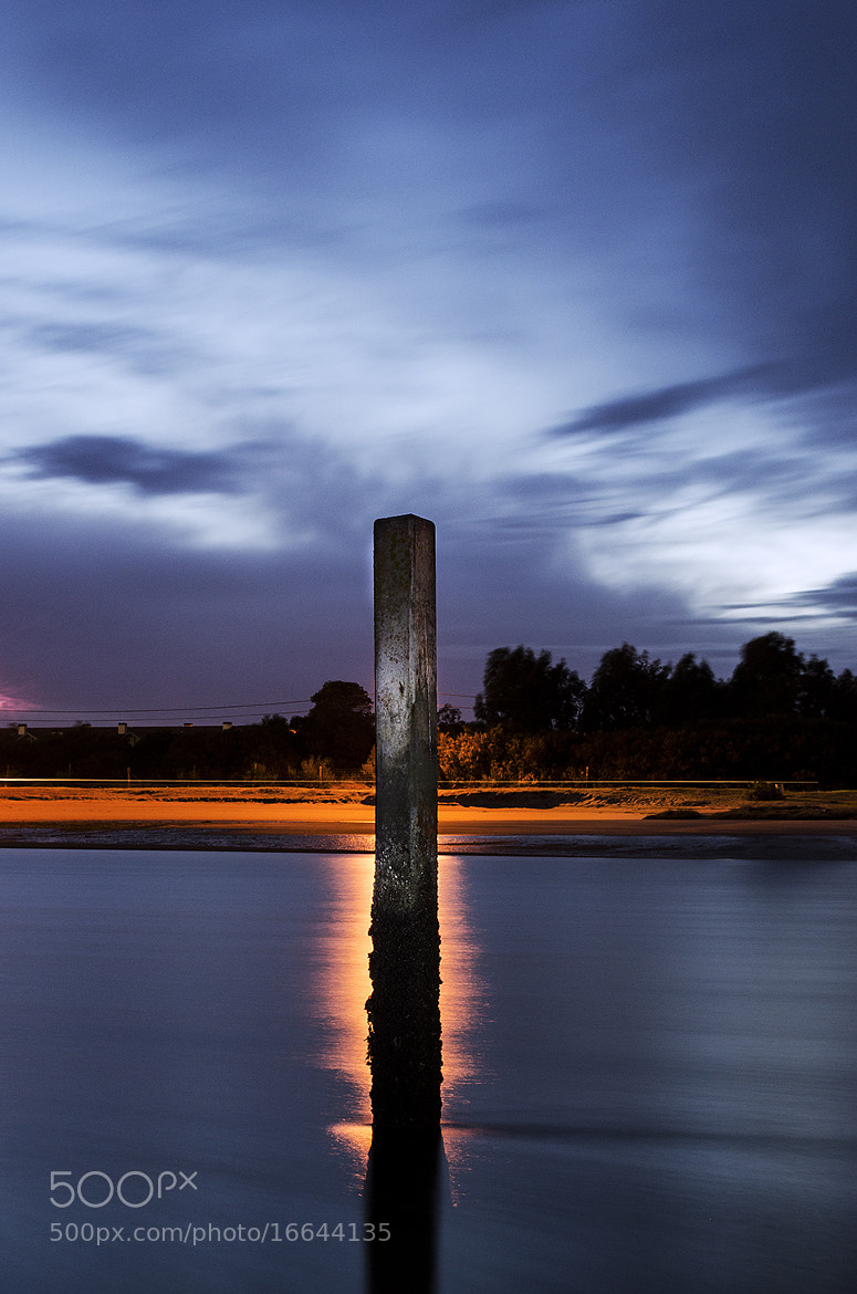 Photograph Pillar of the water by Cláudio Sousa on 500px