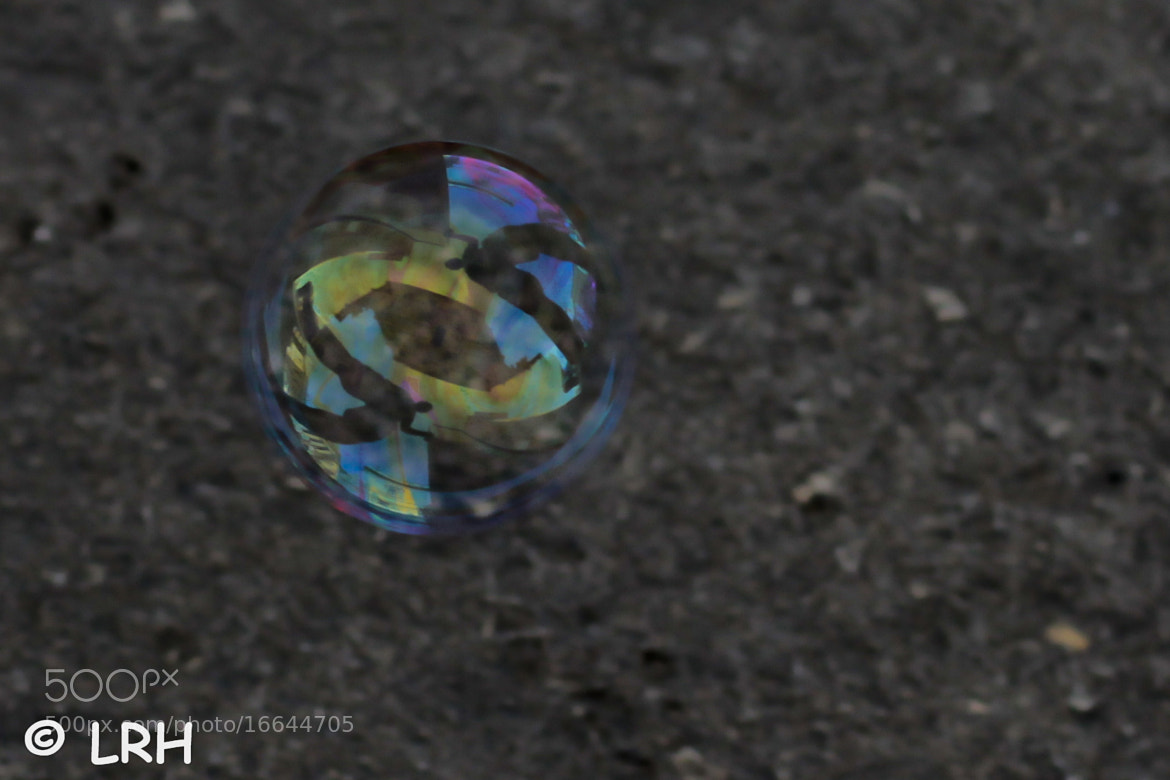 Photograph Man in a bubble! ;) by Lucía Rmr on 500px