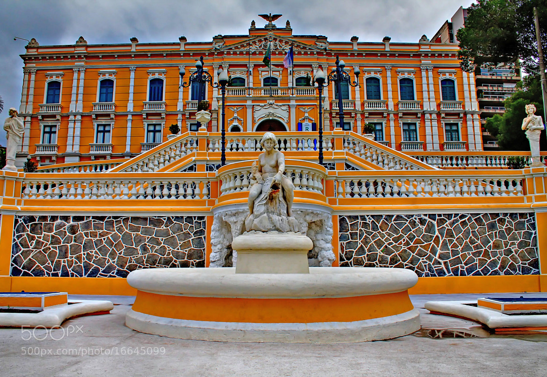 Photograph Palace by Flávio Parreiras on 500px