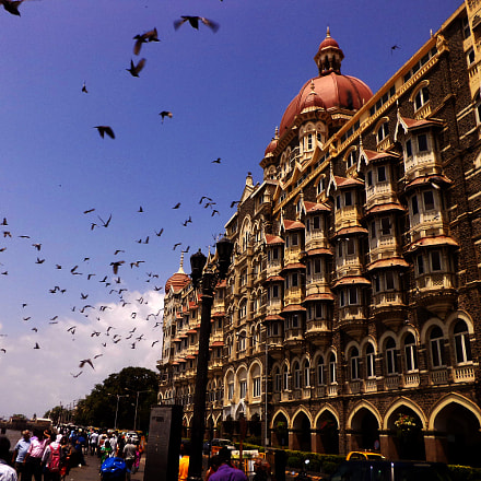 The TAJ Mahal Palace, Sony DSC-W620