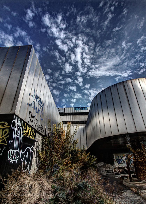 Photograph Blue Steel by Christian VanAntwerpen on 500px
