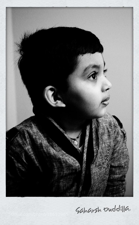 Photograph My son by Arun Kumar Duddilla on 500px