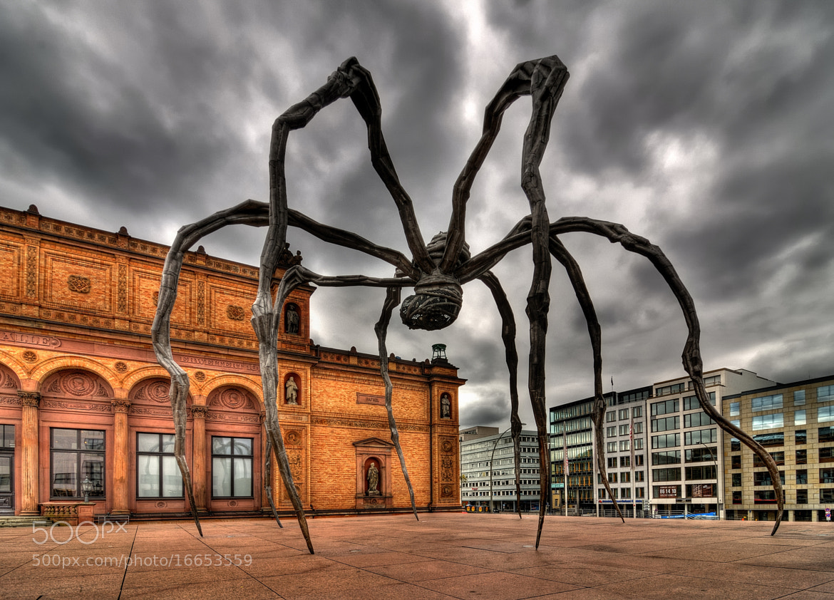 Photograph City Spider / Vol. II by Luna Pictures on 500px