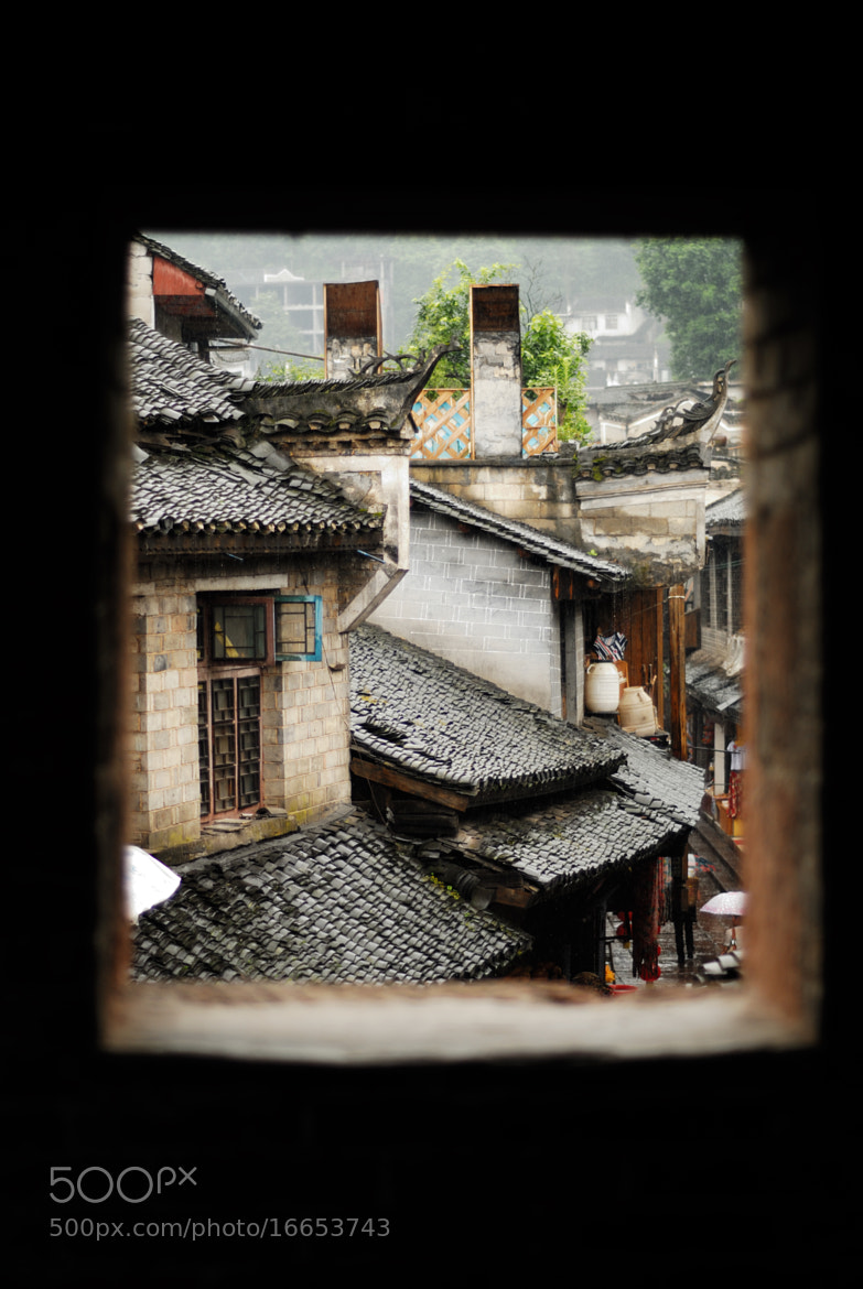 Photograph Window into the past by Viktor Chan on 500px