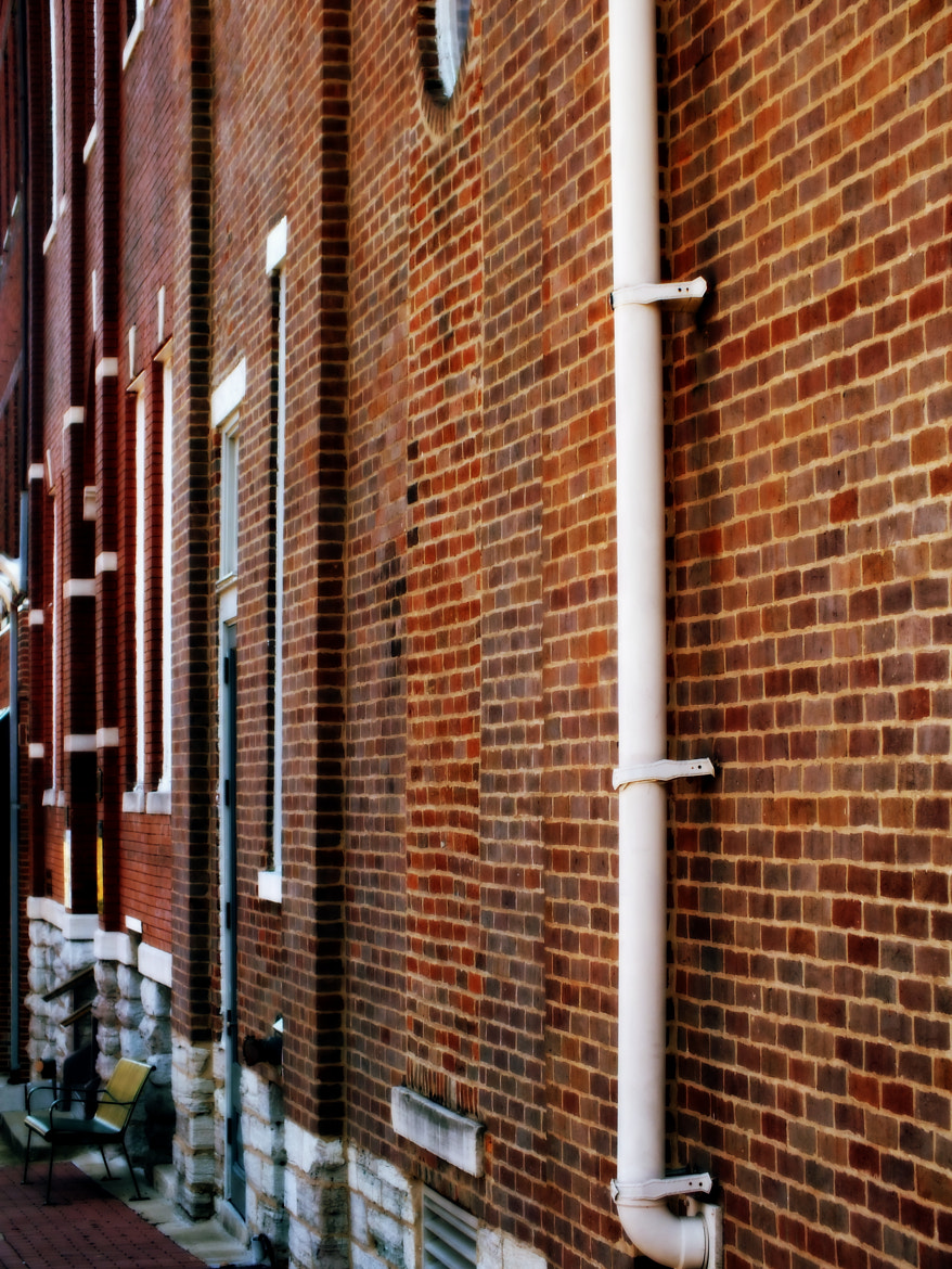 Photograph Brick wall by Michelle Richardson on 500px