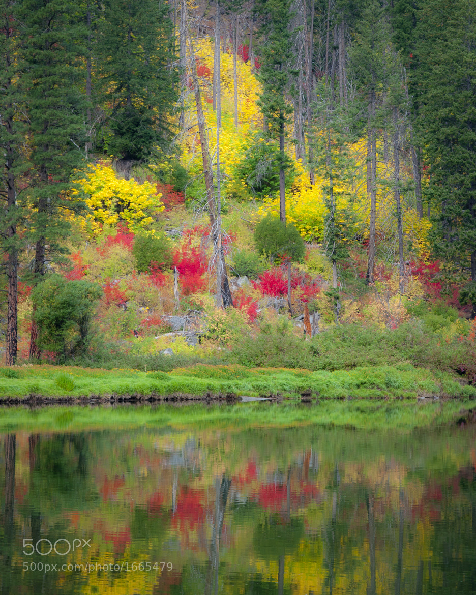 Photograph Calm day in Tumwater Canyon by Michael Power on 500px