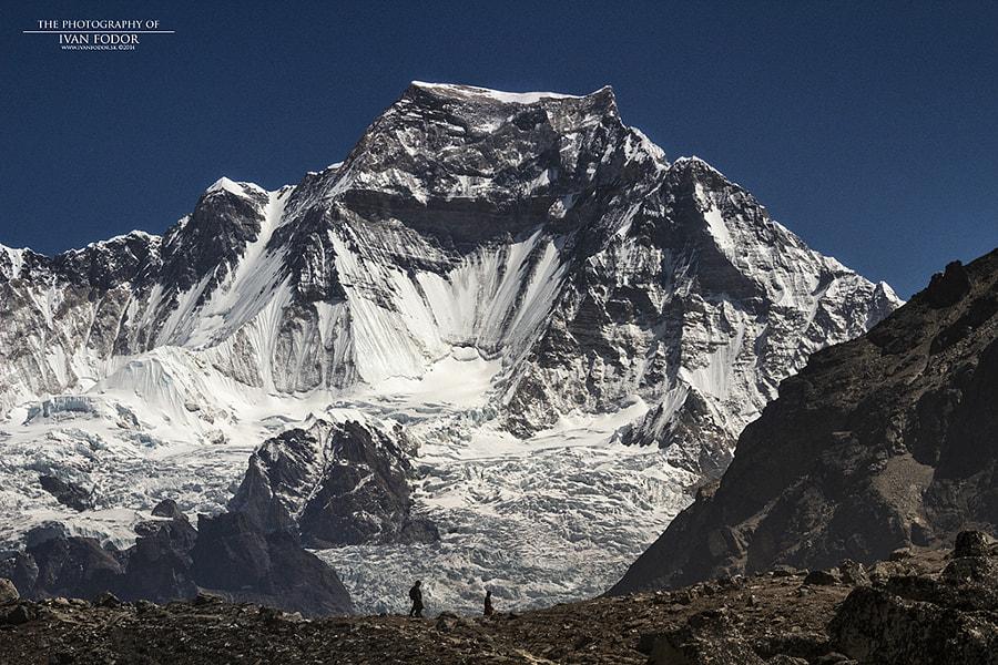 Gyachung Kang 7952 m by Ivan Fodor on 500px.com