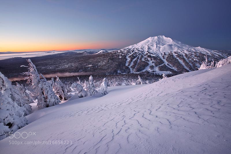 Photograph Backcountry Morning by Alan Howe on 500px