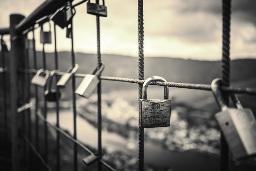 Love Locked by Son of the Morning Light on 500px.com
