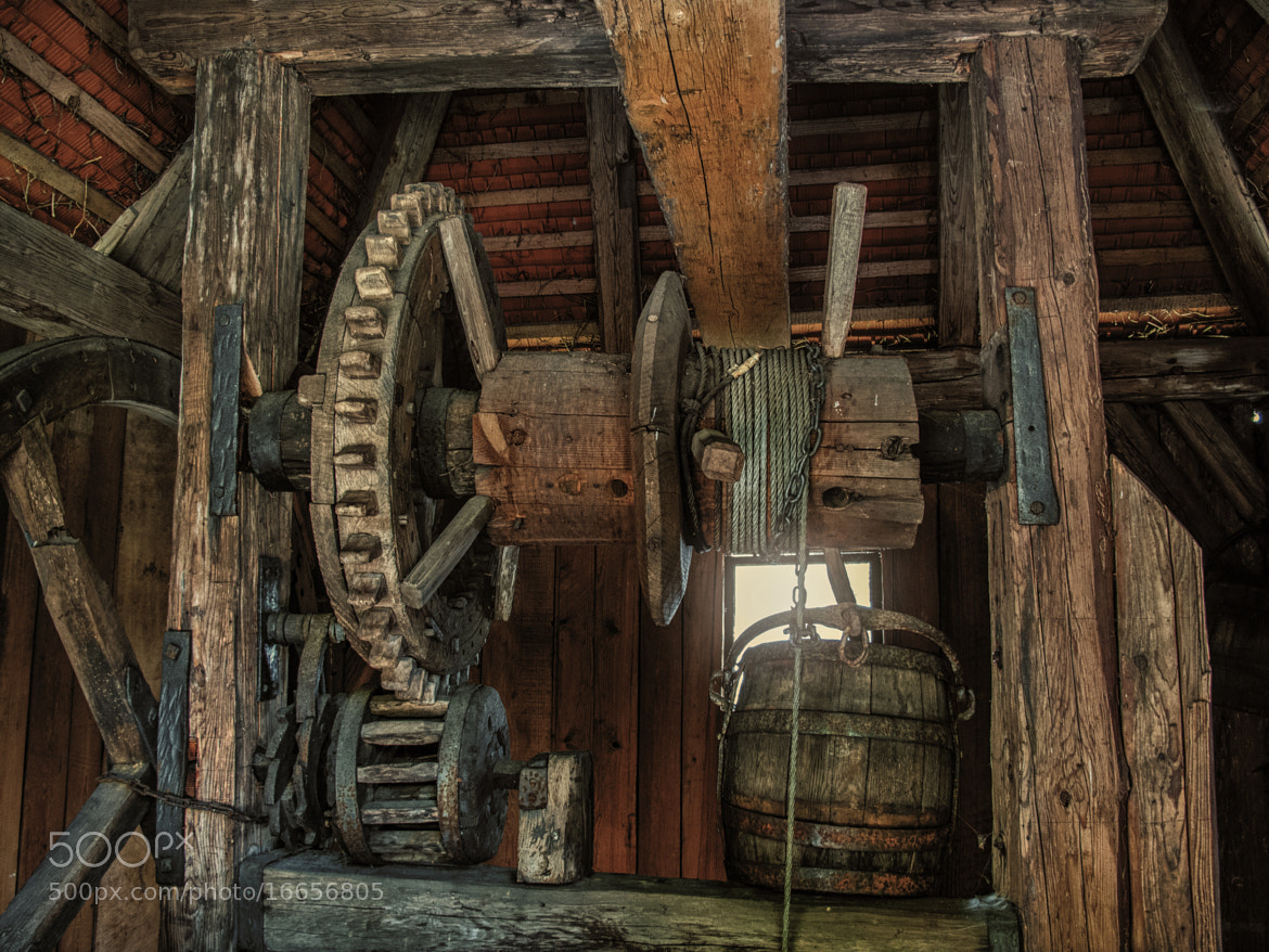 Photograph Wooden Engineering by Georg Tueller on 500px