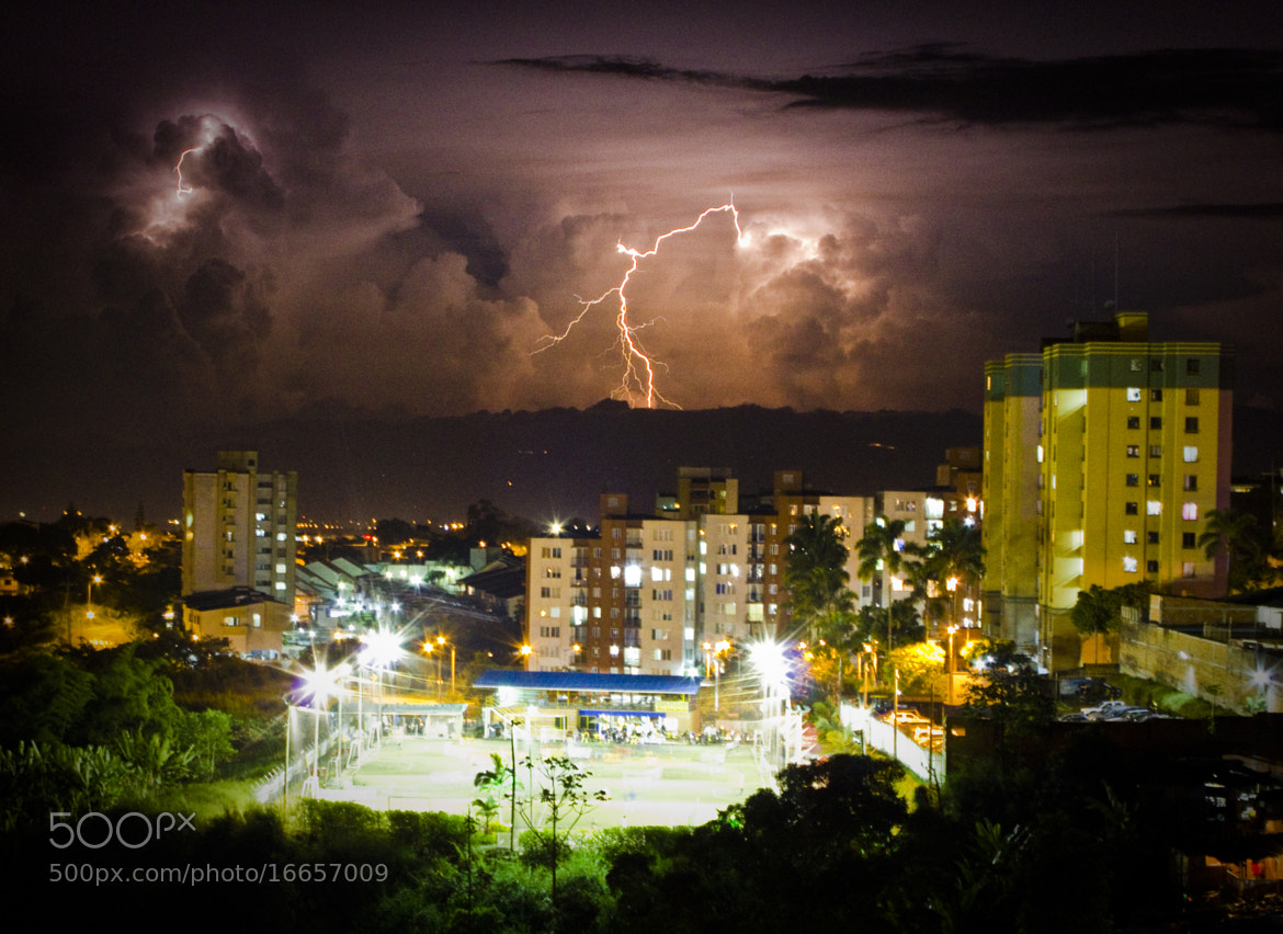 Photograph Thunder in Colombia by Geovanny Guizao Sepúlveda on 500px