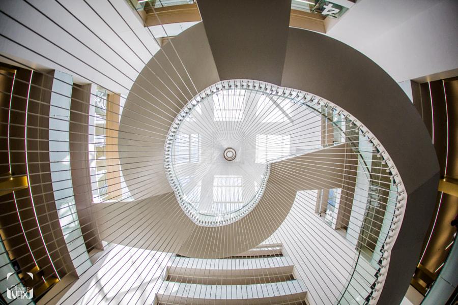 BNU Strasbourg by Olivier Vax
