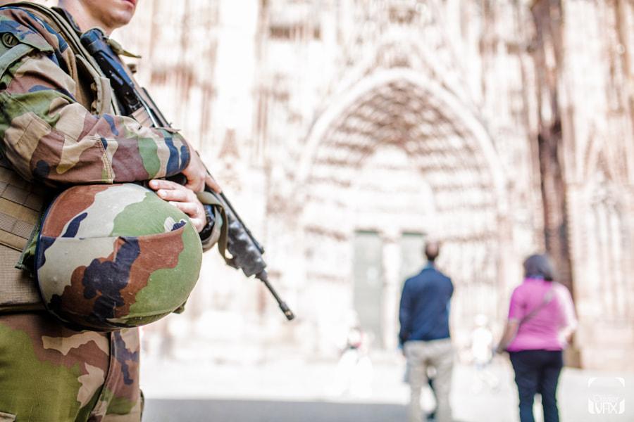 Etat d'Urgence Strasbourg by Olivier Vax