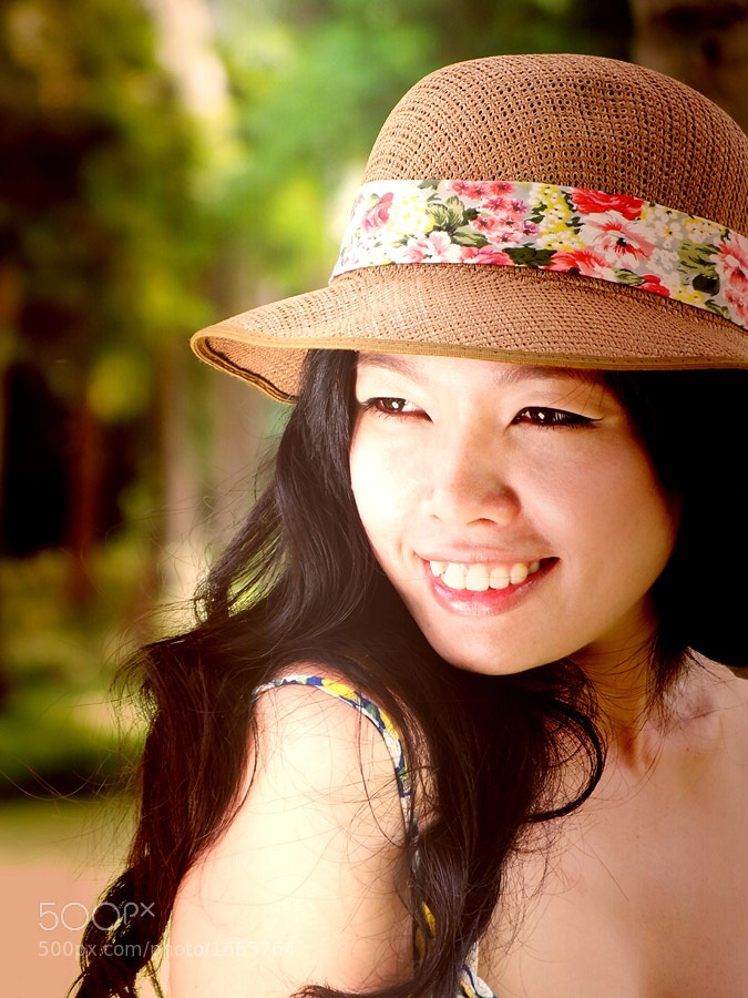 Photograph Smile Saim by Ake13Bk Thanudngarn on 500px