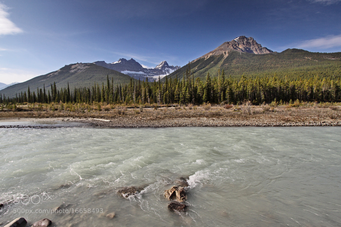 Photograph Icefield Parkway by Christian Wagner on 500px