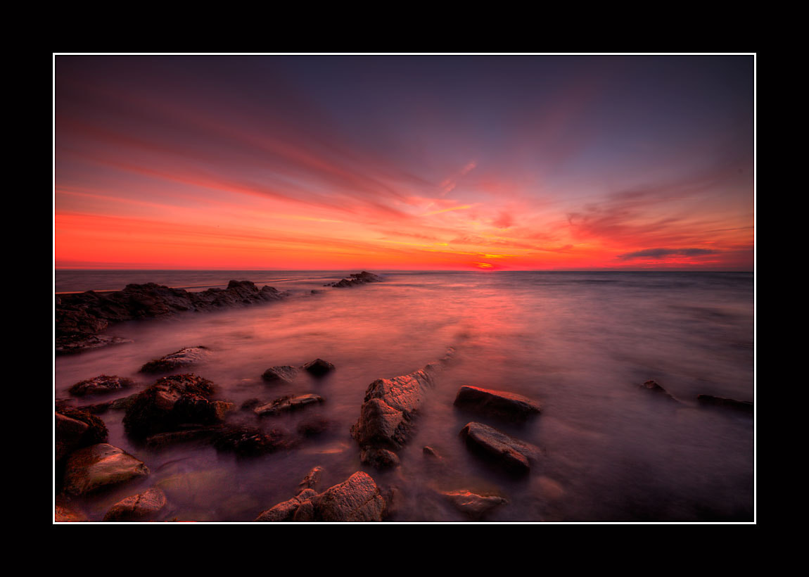 Photograph Peveril Point Sunrise by Derek Daniel on 500px