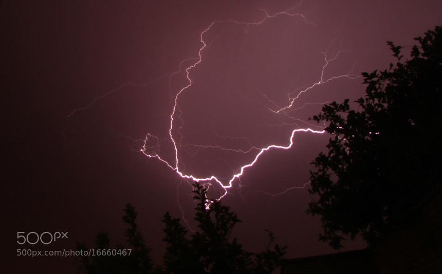 Photograph Lightning by Rezvan Irani on 500px