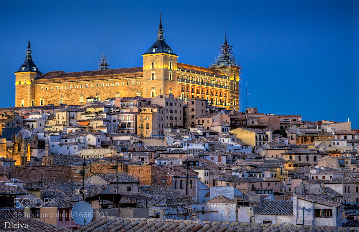 Photograph Alcazar de Toledo (Spain) by Domingo Leiva on 500px