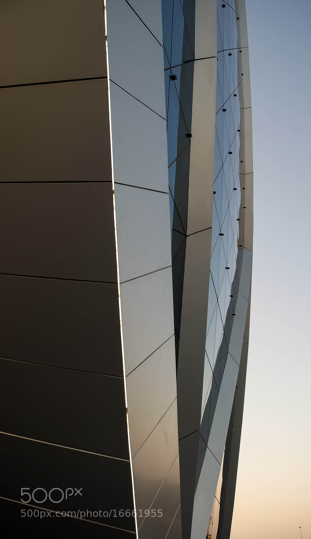 Photograph Aldar HQ by julian john on 500px