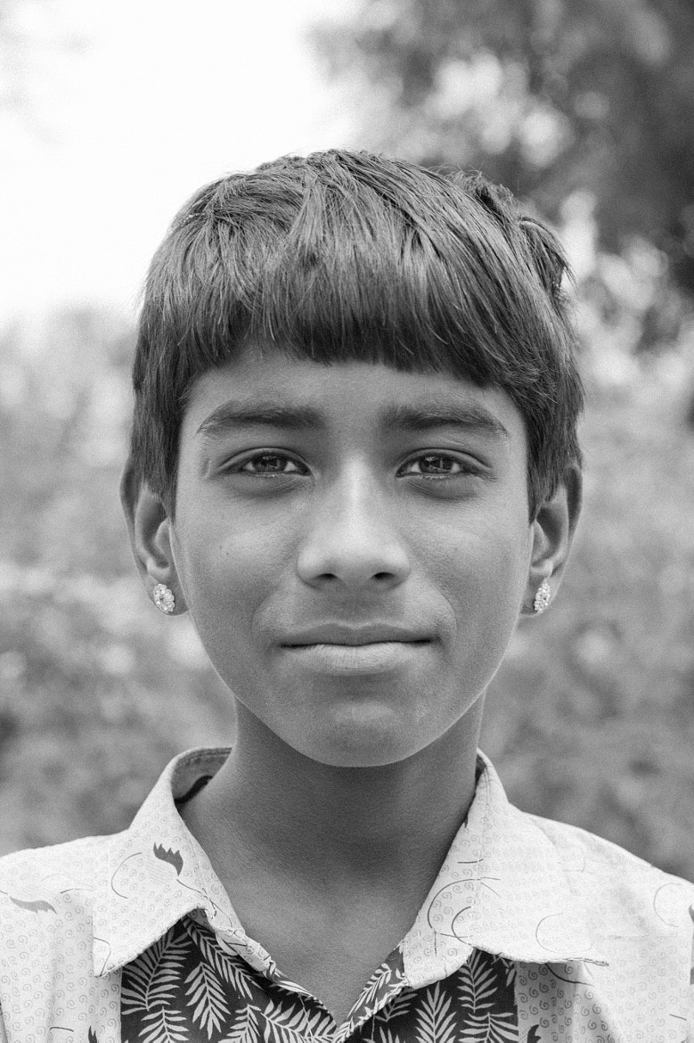 Photograph Rajasthani boy by Christian Cadéré on 500px