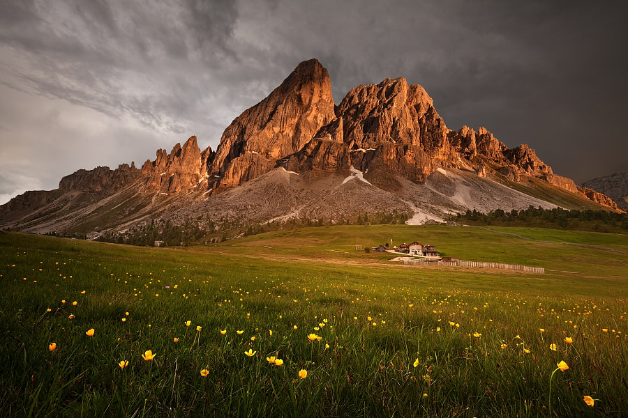 Before the storm ... by Daniel Řeřicha on 500px.com