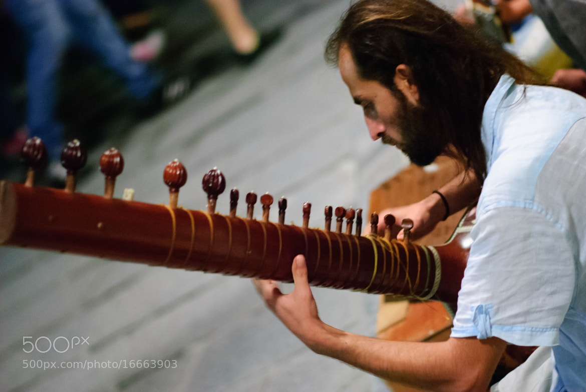 Photograph The citar player by Andreas Kontokanis on 500px