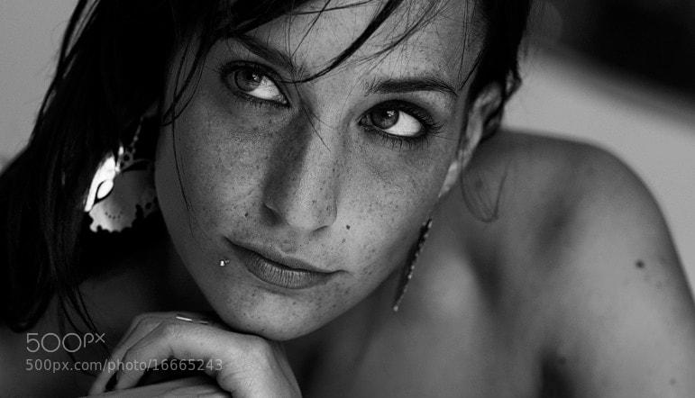 Photograph Alexandra by Eric Dimarcantonio on 500px